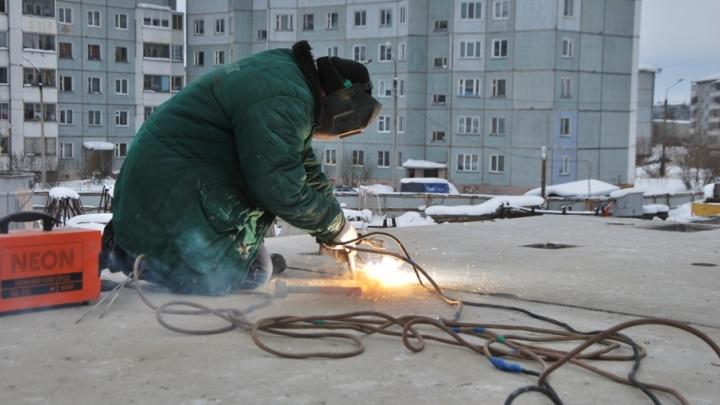 В 14 домах Архангельска завершен капитальный ремонт, запланированный на текущий год