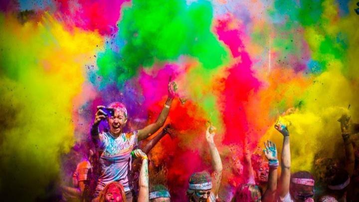 Всероссийский Фестиваль красок пройдет в Архангельске в эти выходные
