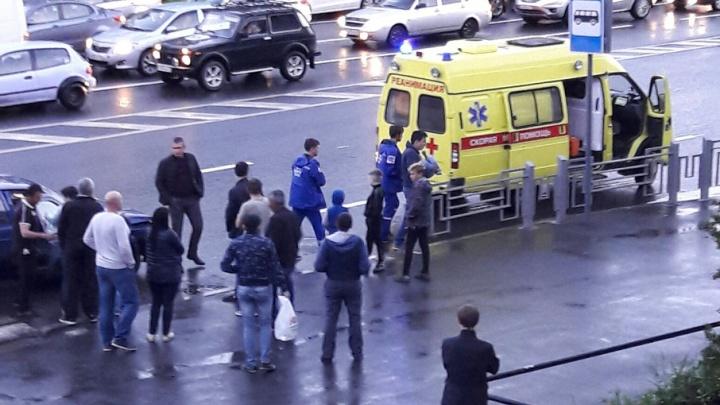 В Калининском округе насчитали шесть очагов аварийности