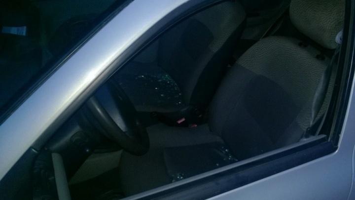 Водитель «Ауди» разбил стекло другому участнику дорожного движения в Ростове