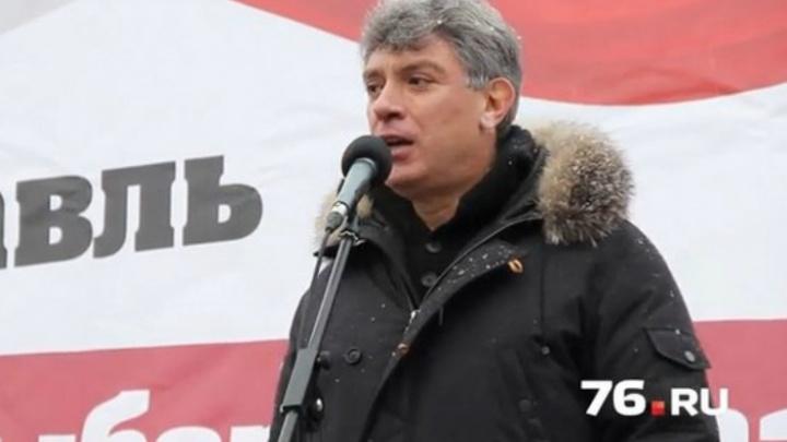 Заморозить тарифы ЖКХ и вернуть прямые выборы: чем ярославцам запомнился Борис Немцов