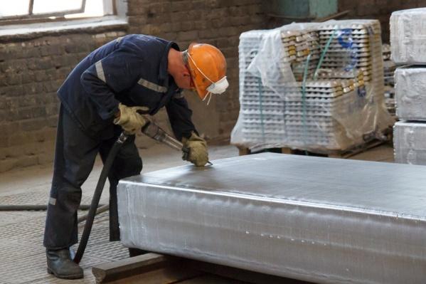 На восстановление промышленности Волгограда тратятся серьезные средства
