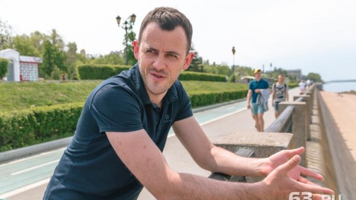 «Я понял, что значит столбенеть от страха»: Александр Волохов о съемках в новом проекте