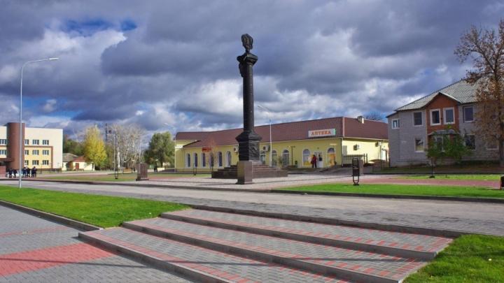 В Калаче-на-Дону сэкономили 15 миллионов рублей на бронзовых  барельефах