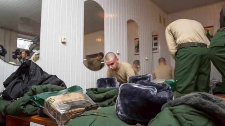 В Президентский полк отправят служить 15 призывников из Самарской области