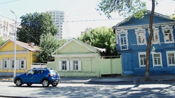 Краской по старым фасадам: улицу Галактионовскую «подгоняют» под 5 звезд
