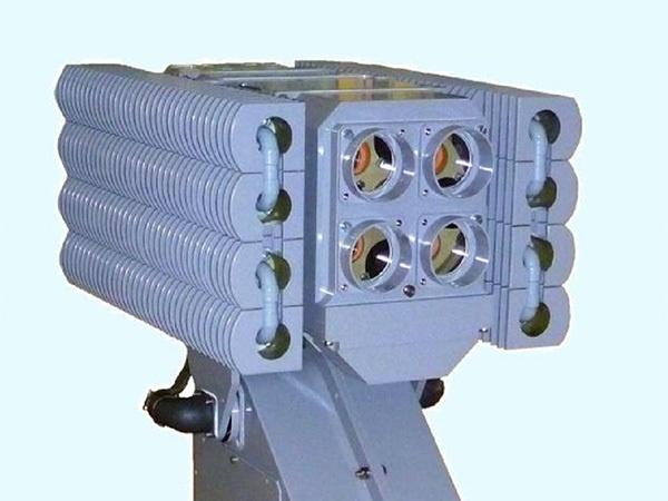 Станция визуально-оптических помех «Грач»//презентация АО «Опытный завод «Интеграл»