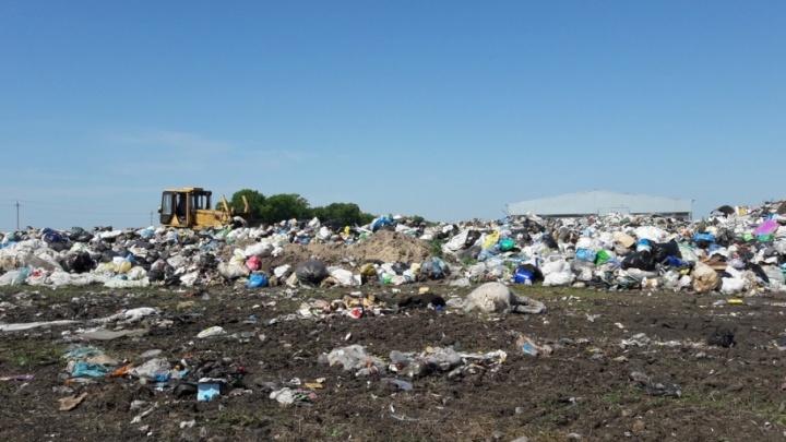 В Самарской области чиновников обязали убрать две свалки бытовых отходов