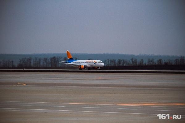 Пассажиры на добавочном рейсе уже прилетели в Ростов