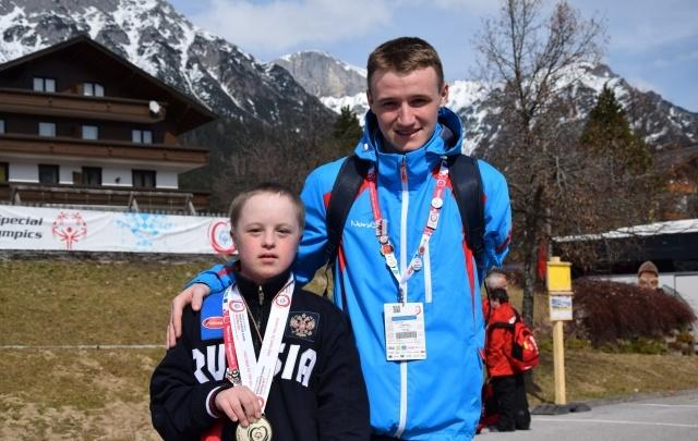 Наши спортсмены взяли золото и серебро на Специальной Олимпиаде в Австрии
