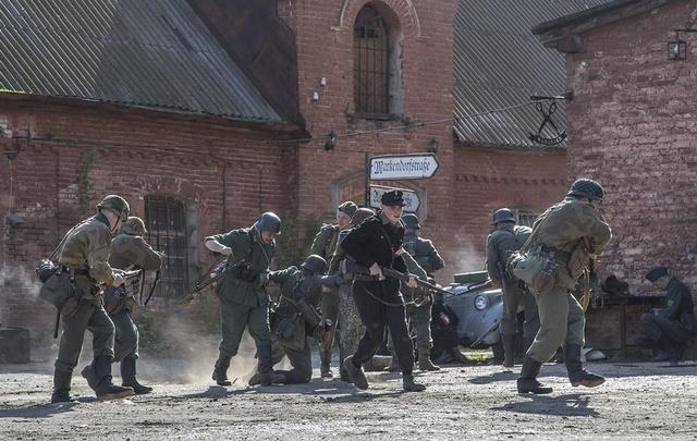 В Волгограде вновь покажут штурм Берлина на развалинах горчичного завода