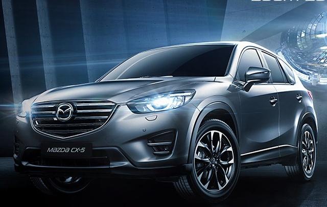 Mazda СХ-5. Особая серия. Особые условия