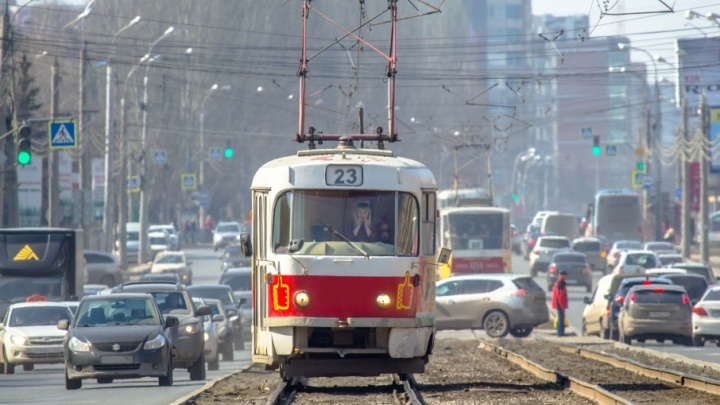 На пересечении Ново-Вокзальной и Ставропольской оборудуют трамвайную остановку