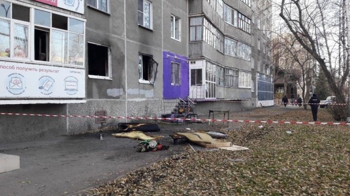 Тюменец, пострадавший в пожаре на 50 лет Октября, скончался в больнице