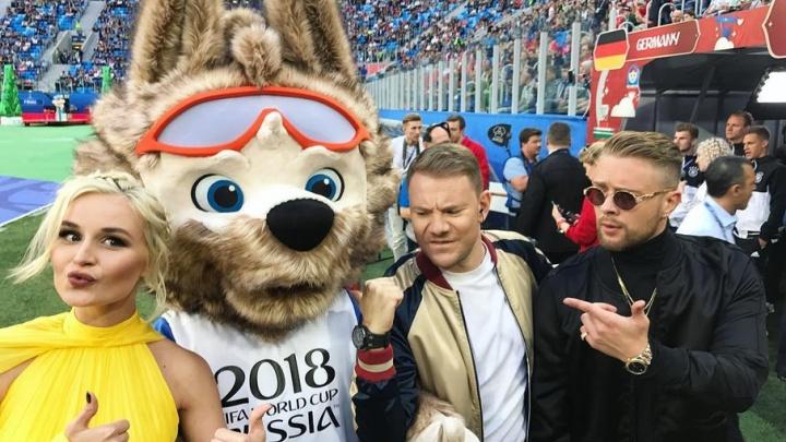 Пермский DJ Smash, Егор Крид и Полина Гагарина записали песню, посвященную ЧМ-2018