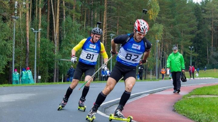 Пять вечеров в Перми: следим за чемпионатом мира по летнему биатлону и идем на тату-фест