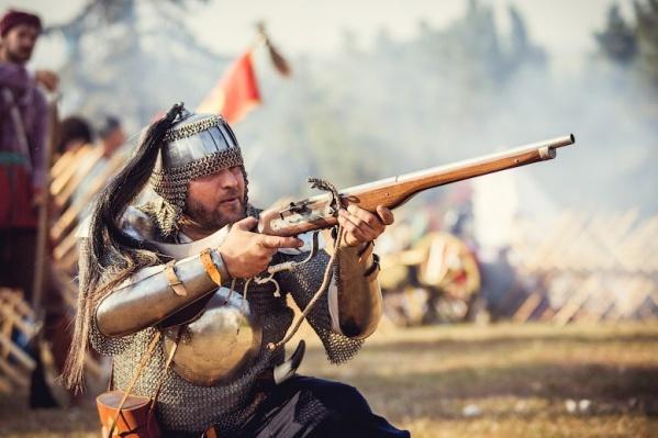 Реконструкция битвы за Азовскую крепость обещает быть яркой и масштабной