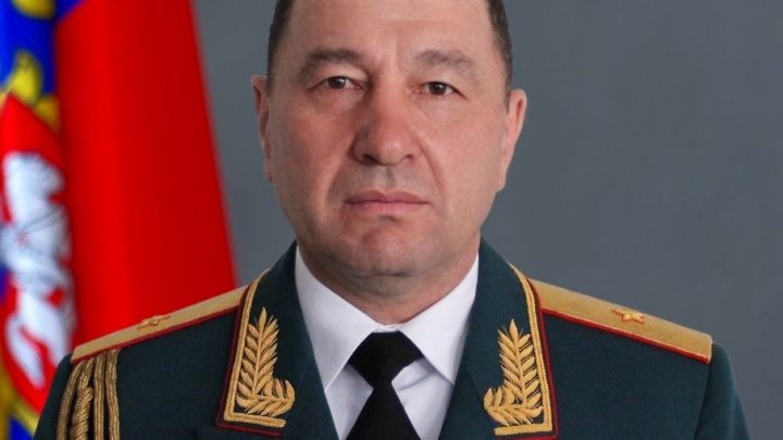 Бывший командующий армией в Самаре получил звание генерал-лейтенанта