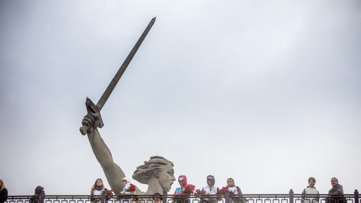 «Ростелеком» поддержал торжественное мероприятие к юбилею мемориального комплекса на Мамаевом кургане