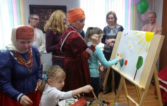 Социально-ориентированная школа для творческих людей открылась в Архангельске