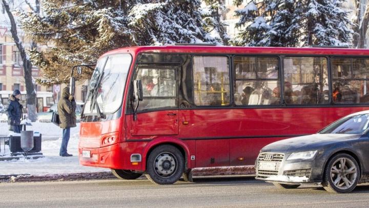 В Ярославле поймали пьяных водителей маршруток