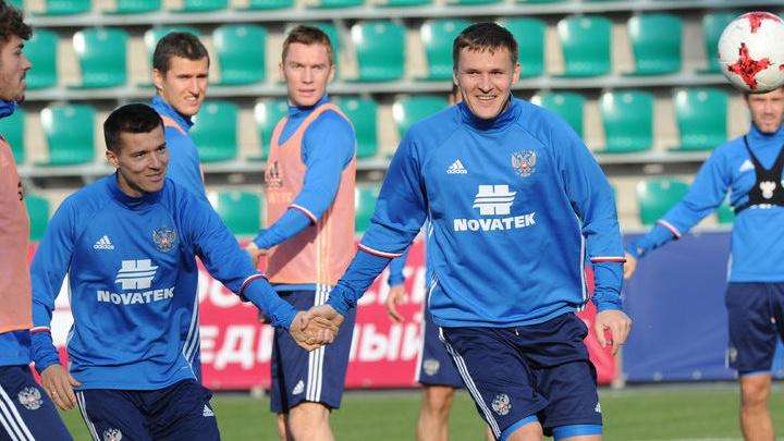 Четыре футболиста «Ростова» вошли в расширенный состав сборной России