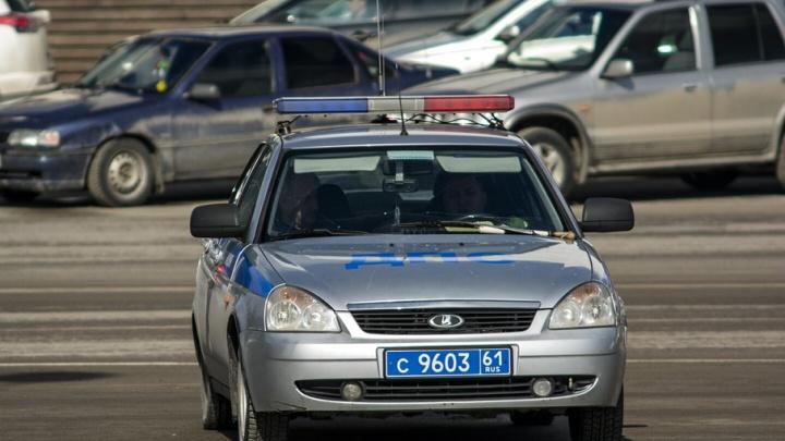 На Малиновского в ДТП пострадали трое детей