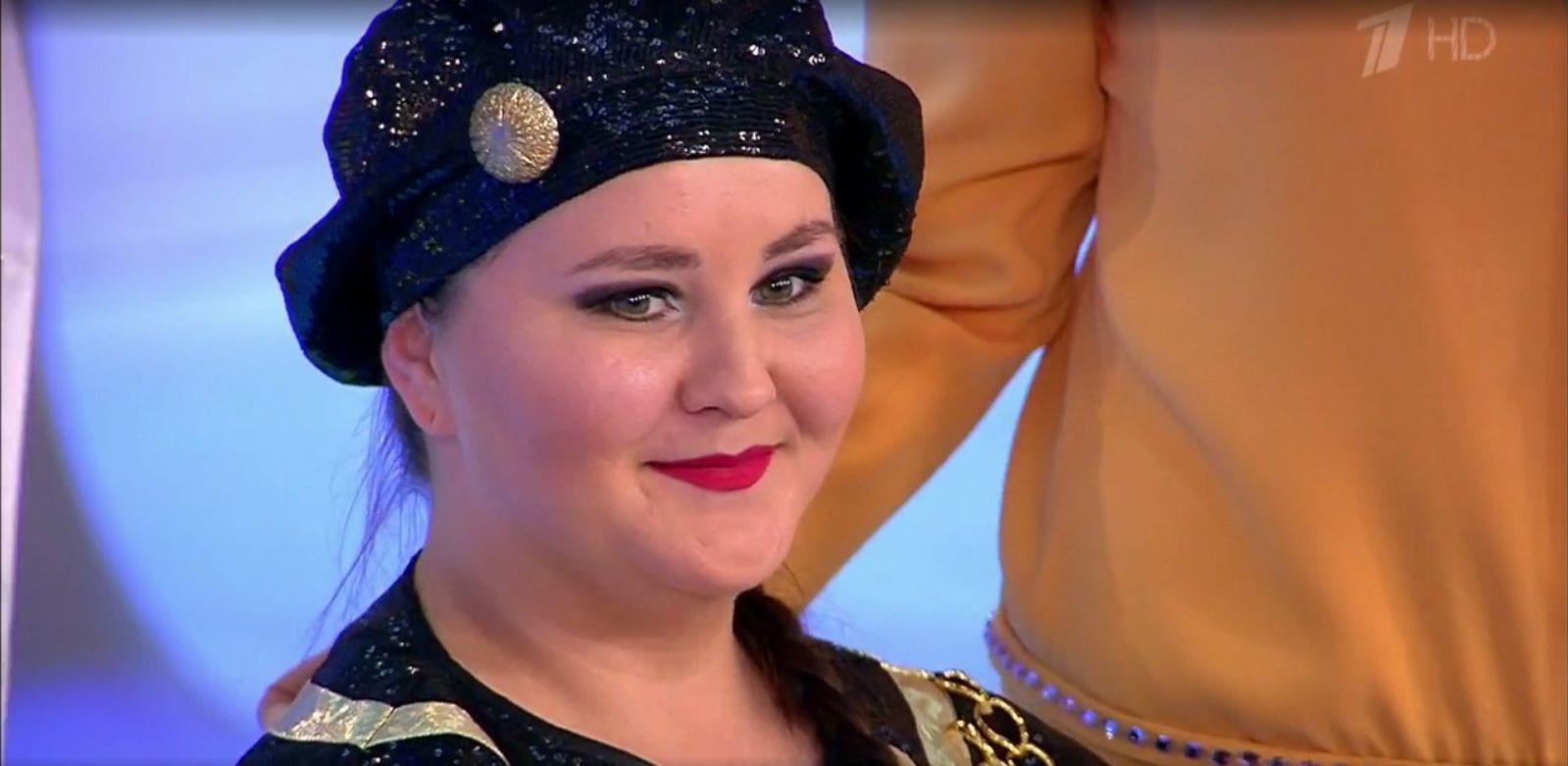 Артистка «Балета толстых Евгения Панфилова» Виктория Васькина
