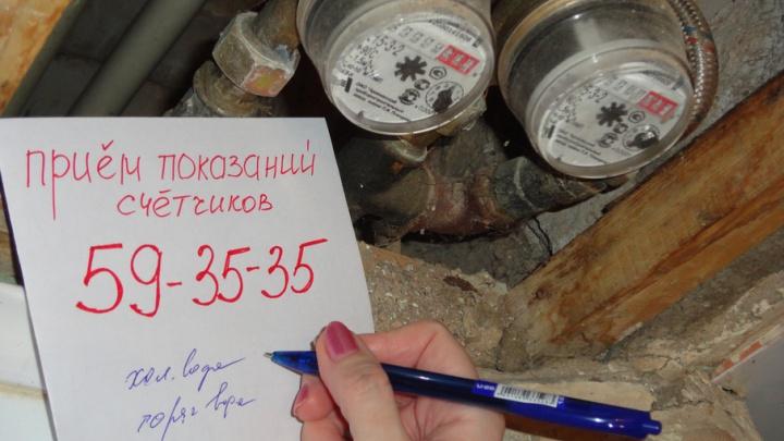Новый сервис по передаче показаний счетчиков набирает популярность у жителей Фрунзенского района