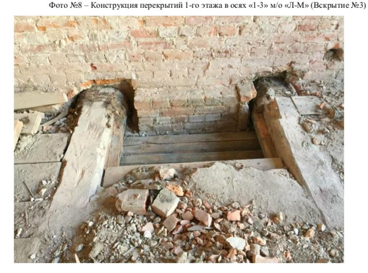 Обследование технического состояния конструкций//«СПбПроектРеставрация»/zakupki.gov
