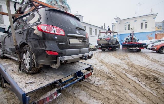 В Самаре прокуратура признала незаконной автостоянку на проспекте Карла Маркса
