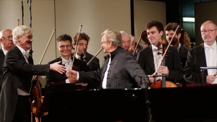 Солисты Большого симфонического оркестра исполнят песни Тухманова, Пахмутовой, Магомаева
