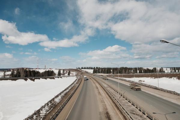 Завершить реконструкцию Восточного обхода Перми власти хотят в 2019 году