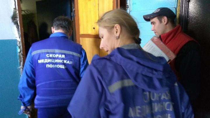 Тюменские спасатели уберегли от смерти пенсионерку, «запертую» в собственной квартире
