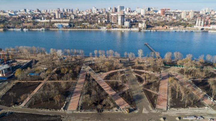 На благоустройство ростовского пляжа на левом берегу Дона  потратят 700 миллионов рублей