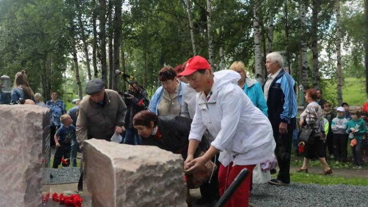 Памятный знак жертвам Первой мировой войны открыли в столице Поморья
