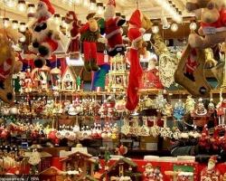 Все атрибуты праздника ростовчане найдут на «Новогодней ярмарке»