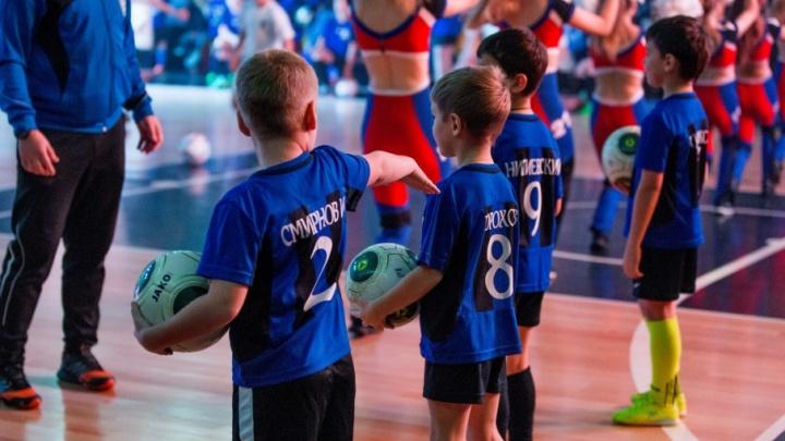 В Ярославле в поддержку «Шинника» будут чеканить мяч
