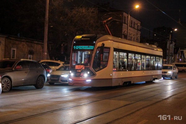 Общественный транспорт будет ходить почти всю ночь