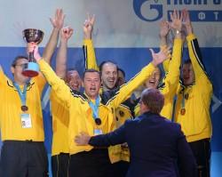 Спортсмены ЯНОСа заняли призовые места на Летних играх «Газпром нефти»