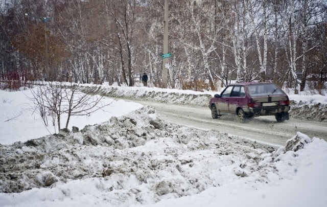Глава южноуральского села попал под статью за уборку снега