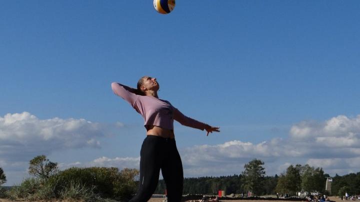В Архангельске разыграют турнир по пляжному волейболу