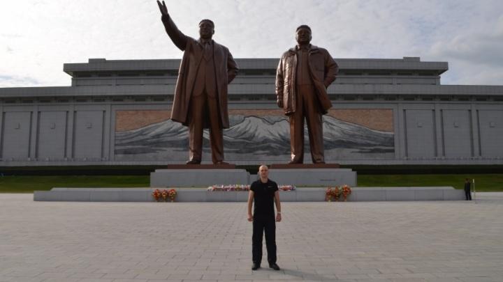 Там товарищ Ким Чен Ын: как архангелогородец поужинал собакой и попал с Путиным на японское ТВ