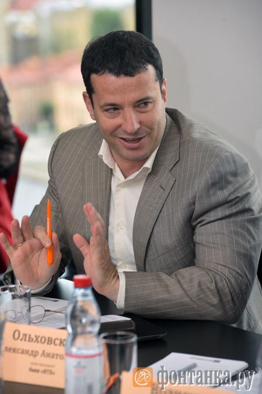 Александр Ольховский, вице-президент банка ВТБ