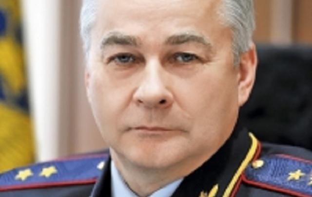 Начальник ГУ МВД региона Андрей Ларионов подал заявление в прокуратуру о клевете