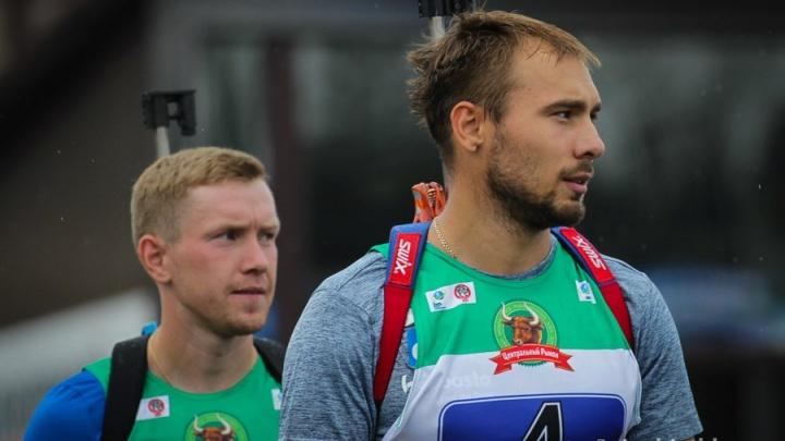 Антон Шипулин финишировал вторым в пасьюте на домашнем чемпионате мира в Чайковском