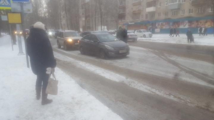 Авария из четырёх машин: очевидцы рассказали подробности