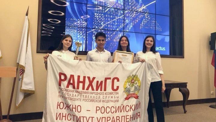 Президентская академия становится центром развития молодежной проектной деятельности на Дону