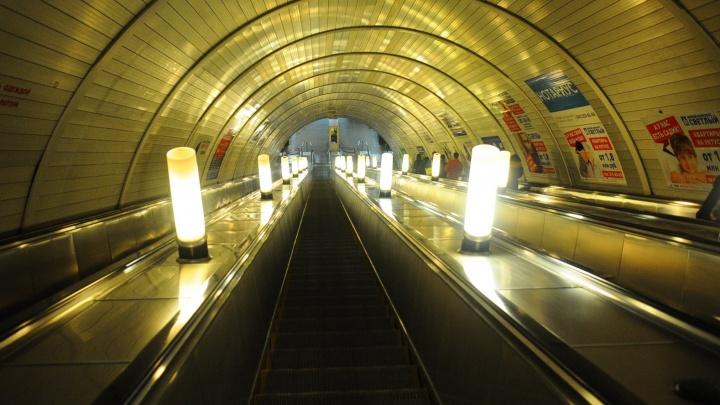 Разрушители телебашни проверят на прочность метро