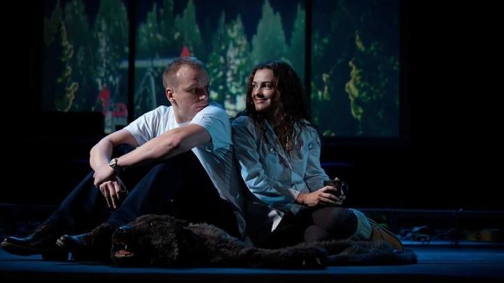 Актриса Женя Родина: «Когда муж играет на табуретке, я ему подпеваю»